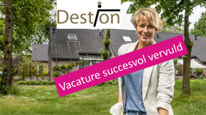 Vacature Manager Mens & Omgeving