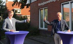 Atrivé begeleidt in bijzondere samenwerking WBV Reeuwijk en Mozaïek Wonen