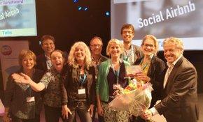 Social Airbnb winnaar van de Innovatiechallenge